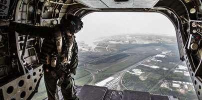 Chinook RAF Germany tour