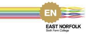 East Norfolk Council logo