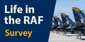 Life in the RAF survey