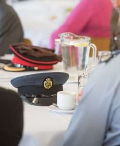 Norfolk Armed Forces Covenant Conference taking place at Carrow Road. Photo : Steve Adams