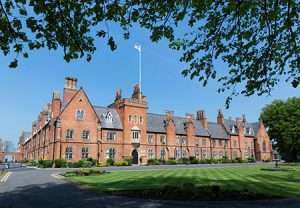 Image of Ratcliffe College's main building