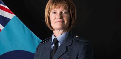 Air Vice Marshal Sue Gray