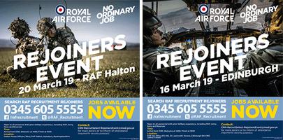 RAF Rejoiners