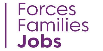 Forces Families Jobs logo