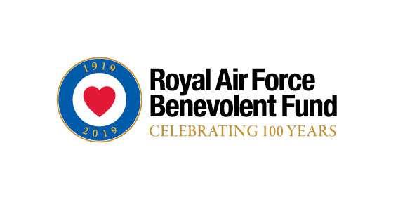 RAF Benevolent Fund's Centenary logo