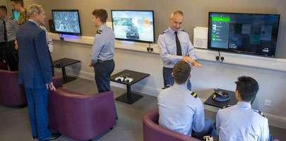 Junior ranks facility at RAF Cosford