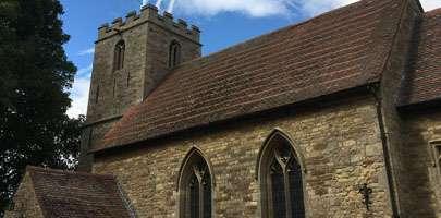 Scampton Church