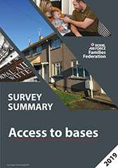 Access to bases report cover