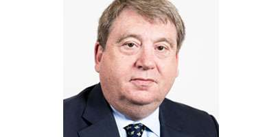 Nick Bunting OBE, the Secretary General of the Royal Air Forces Association