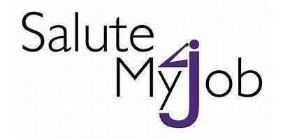 Salute My Job logo