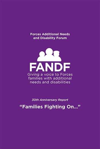 FANDF report cover