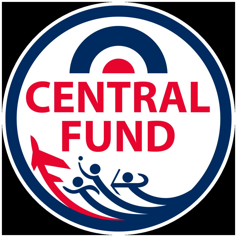 RAF Central Fund logo