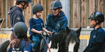 Sign up to SSAFA's Family Break in Exmoor now, supported by Annington Trust