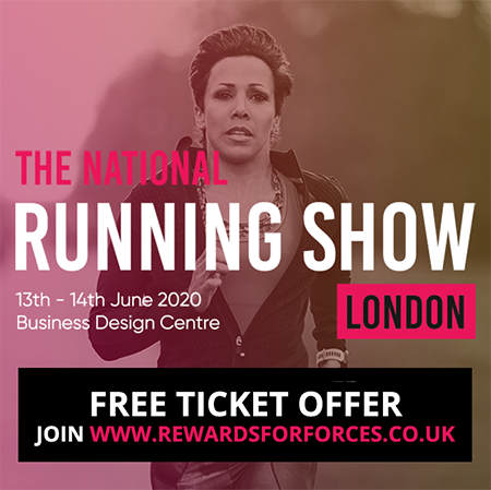 The National Running show poster