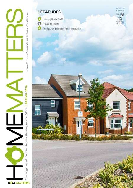 HOME MATTERS SPRING 2020