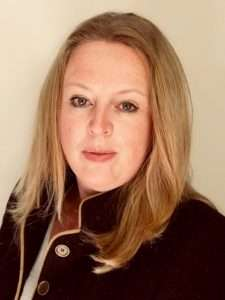 Image of Louise Briggs, Policy Advisor for Education and Childcare, RAF FF
