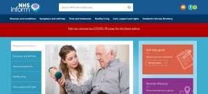 NHS Inform website