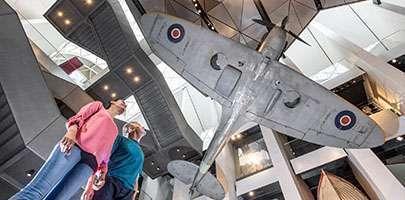 imperial war museum london atrium