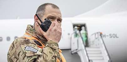 RAF Covid Response