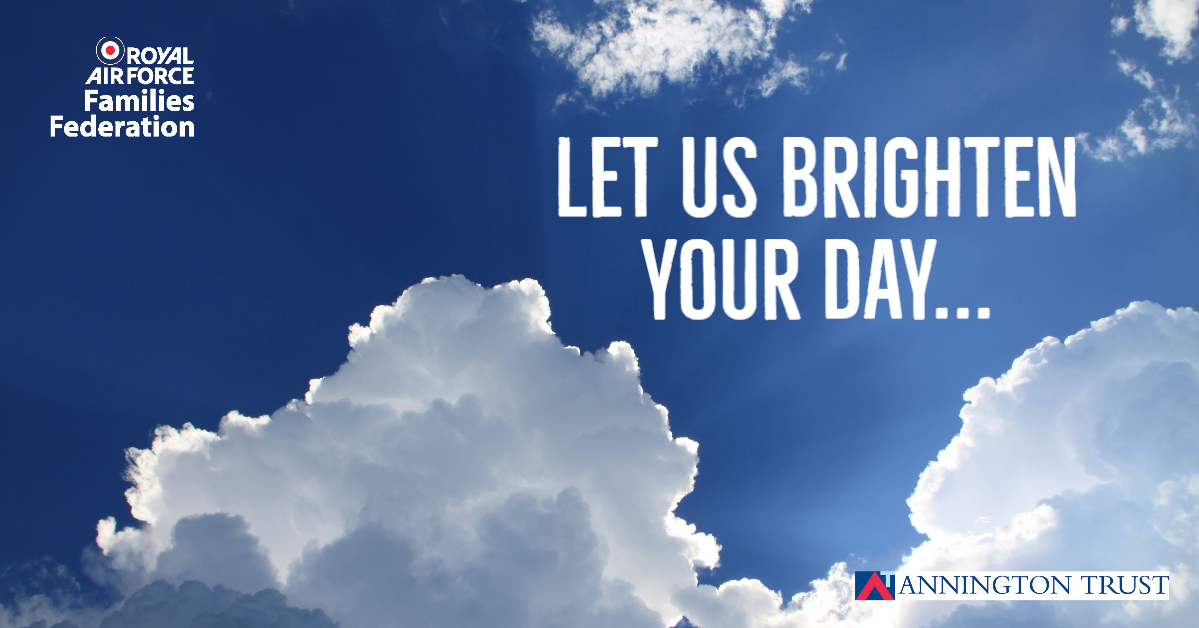 Brighten your Day branded image