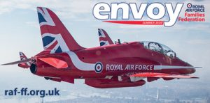 Cropped image of the Summer edition of Envoy magazine 2020