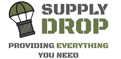 Logo of Supply Drop
