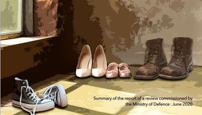 living in our shoes report