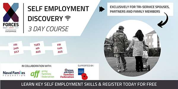 x-forces self employment course