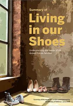 Living in our shoes report summary