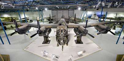 Avro Lancaster_at_RAF Museum London