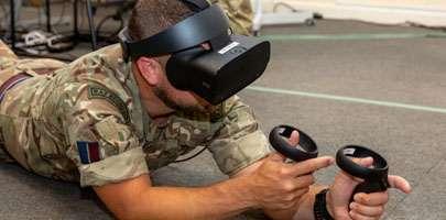 RAF Regiment VR
