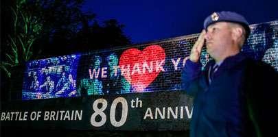 80th radar tribute