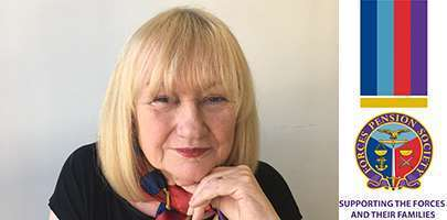 Mary Petley, Forces Pension Society