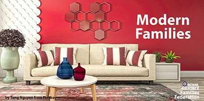 modern families month
