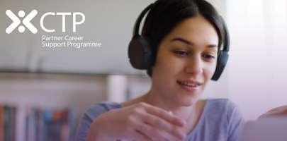 CTP logo image
