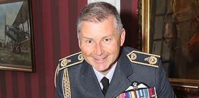 Air Vice Marshall Ian Gale MBE MBA MA Assistant Chief of the Air Staff