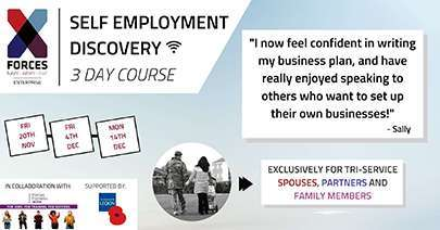 X-Forces Self-Employment Discovery Course